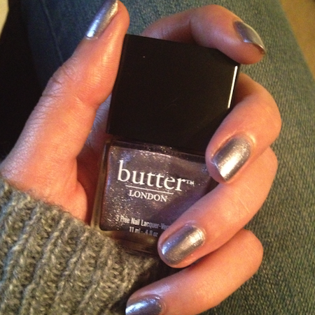 Butter London Nail Polish Lillibet\'s Jubilee Review