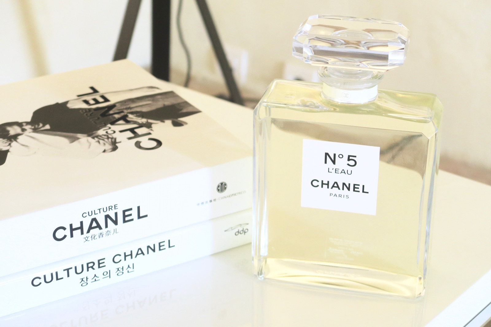 Chanel Leau The New No5 A Model Recommends