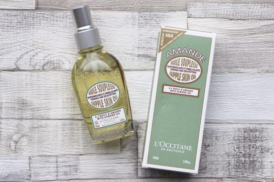 l'Occitane Amande Supple Body Oil