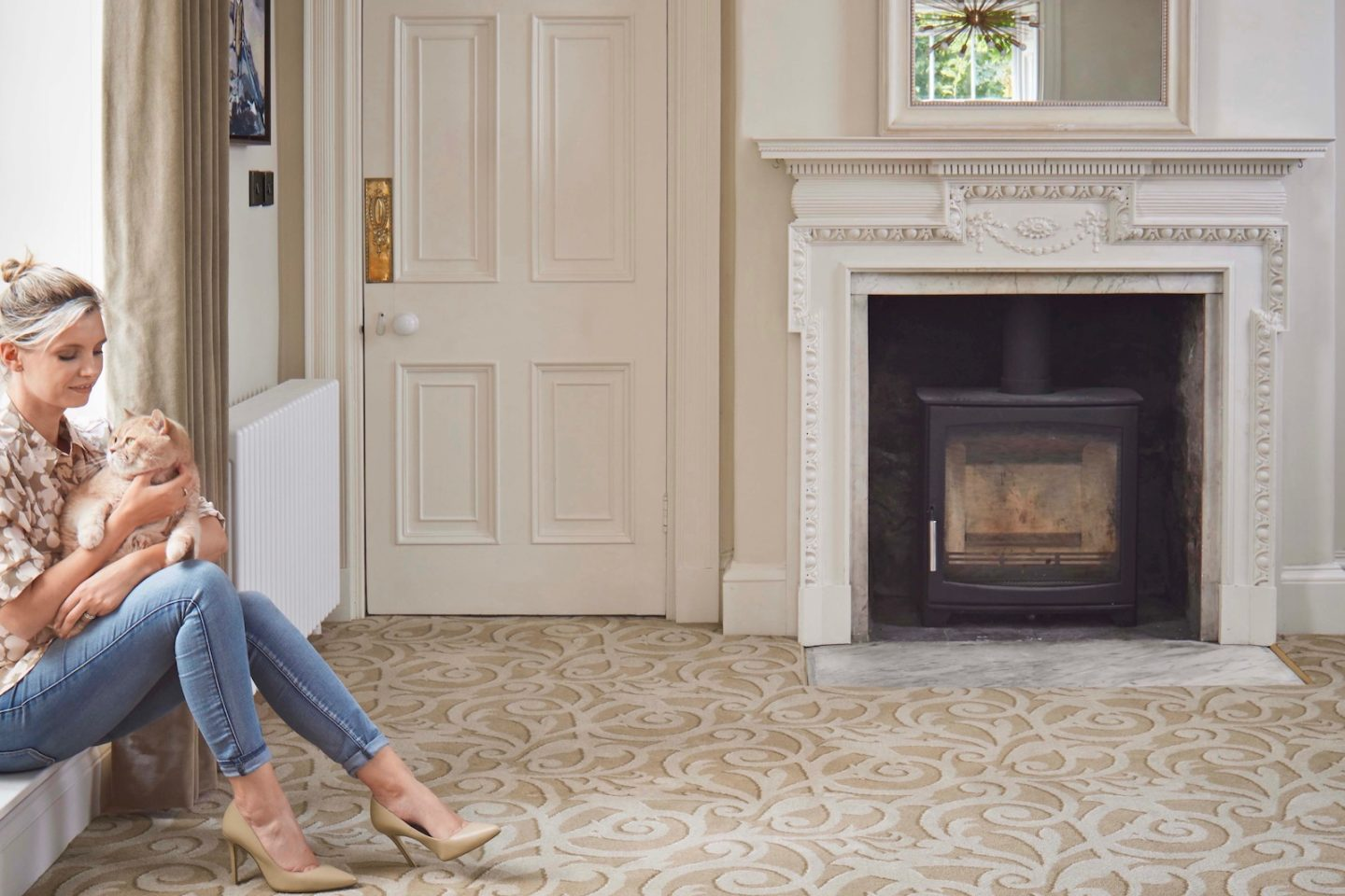 interiors ruth crilly house tour