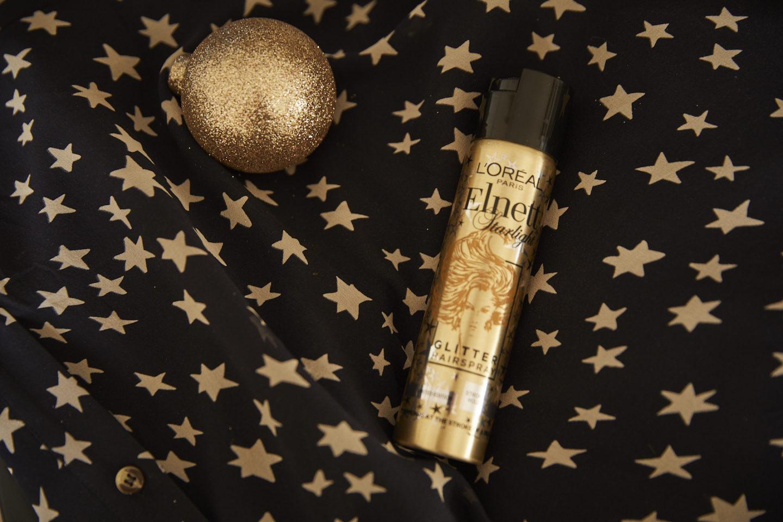 elnett starlight hair spray