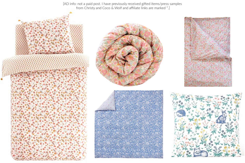 prettiest bed linen uk