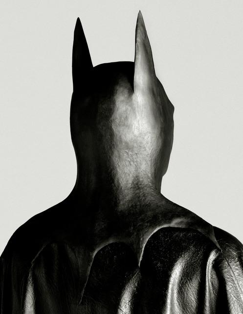 herb ritts batman back